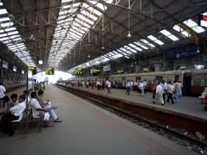 Victoria Station , Mumbai , India